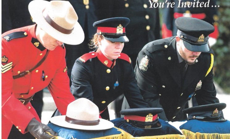 Saskatchewan Police and Peace Officers Memorial