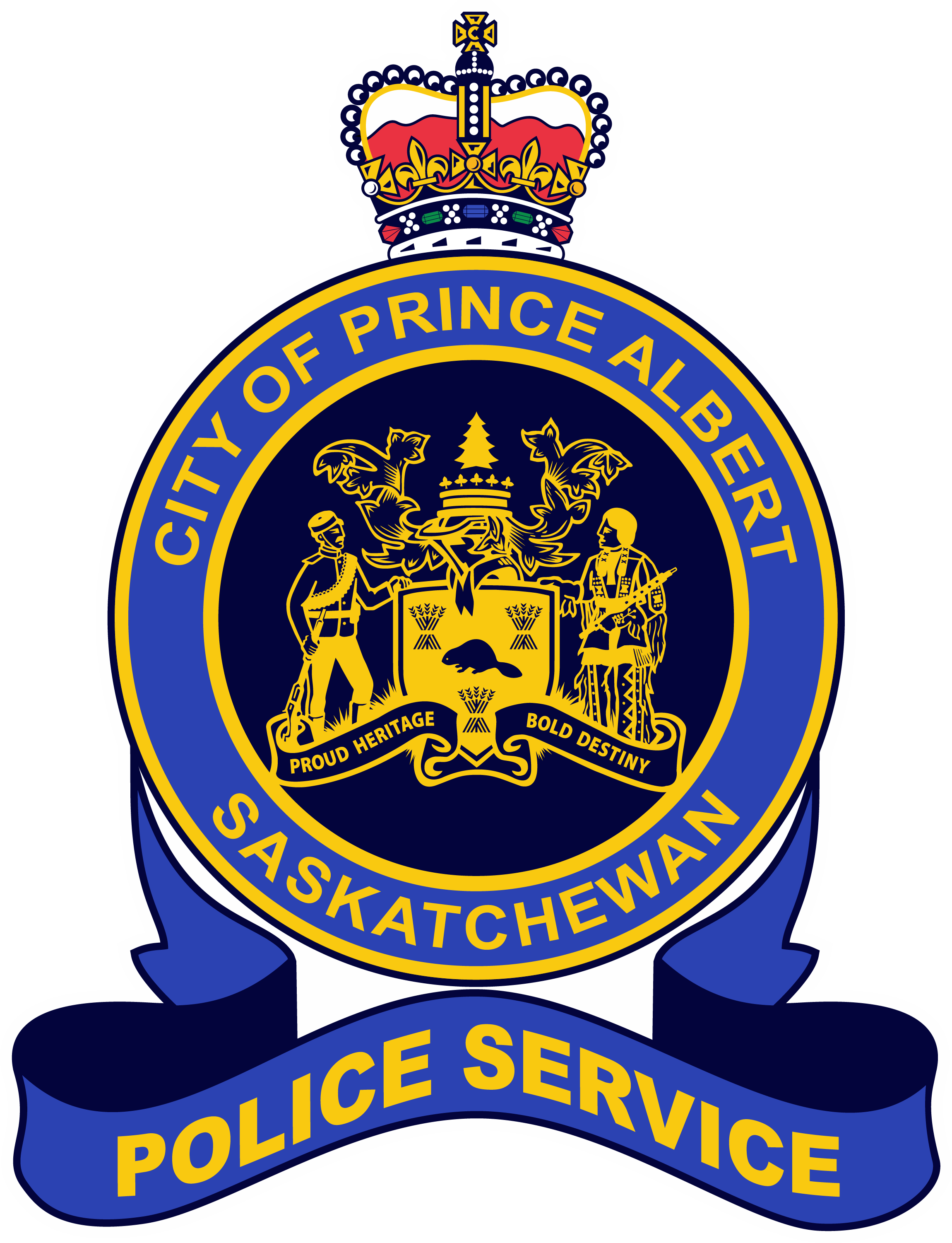 Media Release - Prince Albert Police Service Announces Retirement of Deputy Chief Jason Stonechild